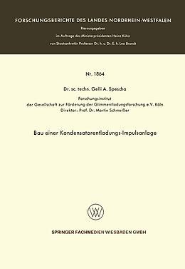 Cover: https://exlibris.azureedge.net/covers/9783/6630/7101/3/9783663071013xl.jpg