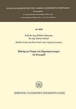 Cover: https://exlibris.azureedge.net/covers/9783/6630/7117/4/9783663071174xl.jpg
