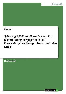Cover: https://exlibris.azureedge.net/covers/9783/6680/5424/0/9783668054240xl.jpg