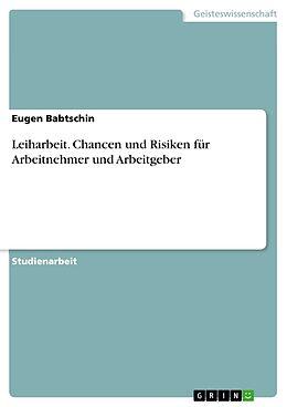 Cover: https://exlibris.azureedge.net/covers/9783/6681/1658/0/9783668116580xl.jpg