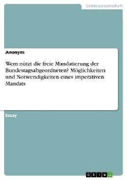 Cover: https://exlibris.azureedge.net/covers/9783/6681/5000/3/9783668150003xl.jpg