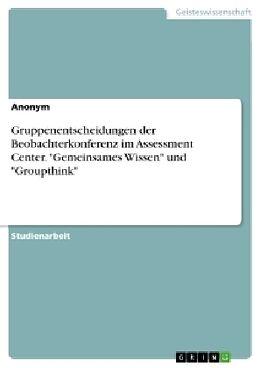 Cover: https://exlibris.azureedge.net/covers/9783/6681/8865/5/9783668188655xl.jpg