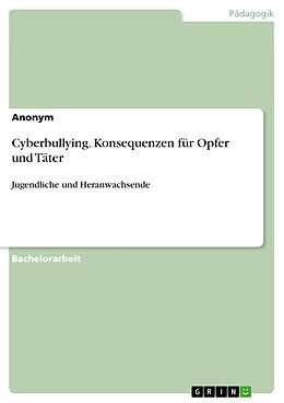 Cover: https://exlibris.azureedge.net/covers/9783/6683/5090/8/9783668350908xl.jpg