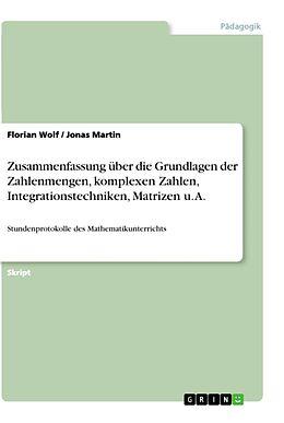 Cover: https://exlibris.azureedge.net/covers/9783/6685/2219/0/9783668522190xl.jpg