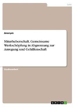 Cover: https://exlibris.azureedge.net/covers/9783/6685/7496/0/9783668574960xl.jpg