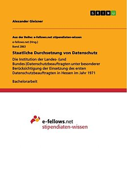 Cover: https://exlibris.azureedge.net/covers/9783/6688/2912/1/9783668829121xl.jpg