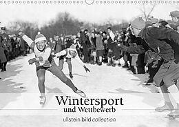 Kalender Wintersport und Wettbewerb (Wandkalender 2020 DIN A3 quer) von Ullstein Bild Axel Springer Syndication Gmbh