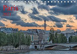 Kalender Paris (Tischkalender 2021 DIN A5 quer) von Thomas Leonhardy
