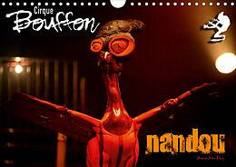 Kalender Cirque Bouffon NANDOU (Wandkalender 2021 DIN A4 quer) von André Elbing