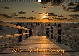 Kalender (Kal) Mein St.Peter-Ording (Wandkalender 2021 DIN A3 quer) von Michael Schiller