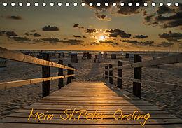 Kalender (Kal) Mein St.Peter-Ording (Tischkalender 2021 DIN A5 quer) von Michael Schiller
