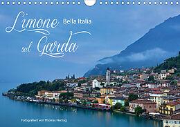 Kalender Limone sul Garda - Bella Italia (Wandkalender 2021 DIN A4 quer) von Thomas Herzog