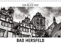 Kalender Ein Blick auf Bad Hersfeld (Wandkalender 2021 DIN A4 quer) von Markus W. Lambrecht
