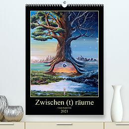 Kalender Zwischen (t) räume (Premium, hochwertiger DIN A2 Wandkalender 2021, Kunstdruck in Hochglanz) von Conny Krakowski