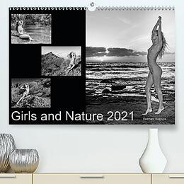 Kalender Girls and Nature (Premium, hochwertiger DIN A2 Wandkalender 2021, Kunstdruck in Hochglanz) von Reinhard Columbus Bagyura