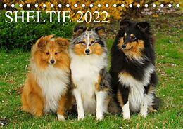 Kalender Sheltie 2022 (Tischkalender 2022 DIN A5 quer) von Sigrid Starick