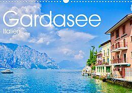 Kalender Gardasee, Italien (Wandkalender 2022 DIN A3 quer) von Dr. Johannes Jansen und Dr. Luisa Rüter