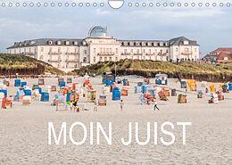 Kalender (Kal) Moin Juist (Wandkalender 2022 DIN A4 quer) von Dietmar Scherf