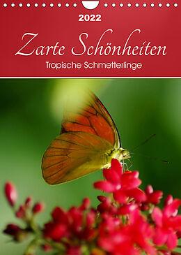 Kalender Zarte Schönheiten Tropische Schmetterlinge (Planer) (Wandkalender 2022 DIN A4 hoch) von Bianca Schumann