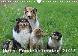 Kalender (Kal) Mein Hundekalender 2022 (Wandkalender 2022 DIN A4 quer) von Heidi Bollich