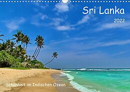 Kalender (Kal) Sri Lanka, Schönheit im Indischen Ozean (Wandkalender 2022 DIN A3 quer) von Herbert Böck