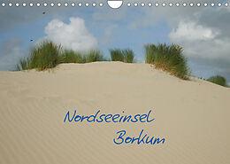 Kalender (Kal) Nordseeinsel Borkum (Wandkalender 2022 DIN A4 quer) von Jana Ohmer