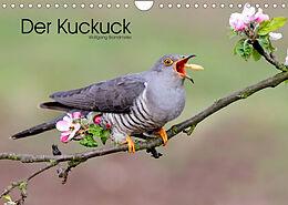 Kalender (Kal) Der Kuckuck (Wandkalender 2022 DIN A4 quer) von Wolfgang Brandmeier