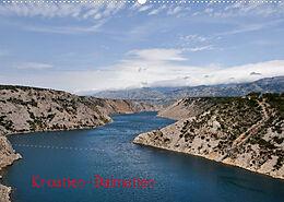 Kalender (Kal) Kroatien - Dalmatien (Wandkalender 2022 DIN A2 quer) von Elisabeth Stephan