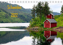 Kalender (Kal) Schweden 2022 (Tischkalender 2022 DIN A5 quer) von Jens Klingebiel