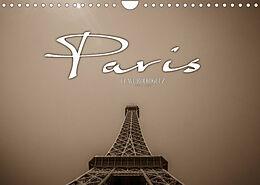 Kalender (Kal) Paris (Wandkalender 2022 DIN A4 quer) von CLAVE RODRIGUEZ Photography
