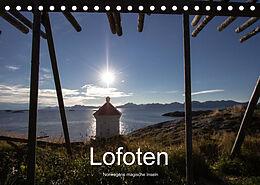 Kalender (Kal) Lofoten - Norwegens magische Inseln (Tischkalender 2022 DIN A5 quer) von Frauke Gimpel