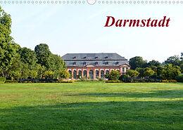 Kalender (Kal) Darmstadt (Wandkalender 2022 DIN A3 quer) von Claus-Uwe Rank