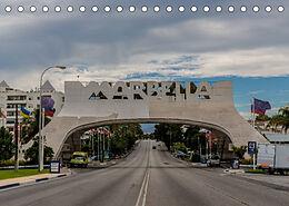 Kalender (Kal) Marbella - die Stadt der Schönen und Reichen hat viele Gesichter (Tischkalender 2022 DIN A5 quer) von CLAVE RODRIGUEZ Photography