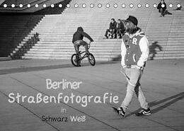 Kalender (Kal) Berliner Straßenfotografie / Geburtstagskalender (Tischkalender 2022 DIN A5 quer) von Marianne Drews