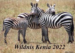 Kalender (Kal) Wildnis Kenia 2022 (Wandkalender 2022 DIN A3 quer) von Rainer Schwarz