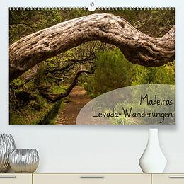 Kalender Madeiras Levada-Wanderungen (Premium, hochwertiger DIN A2 Wandkalender 2022, Kunstdruck in Hochglanz) von Frauke Gimpel