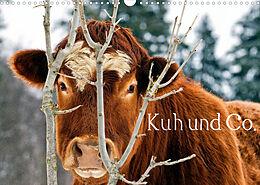 Kalender (Kal) Kuh und Co. (Wandkalender 2022 DIN A3 quer) von E. Ehmke