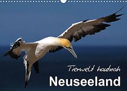 Kalender (Kal) Neuseeland - Tierwelt hautnah (Wandkalender 2022 DIN A3 quer) von Ferry BÖHME