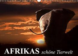 Kalender (Kal) Afrikas schöne Tierwelt (Wandkalender 2022 DIN A3 quer) von Elisabeth Stanzer