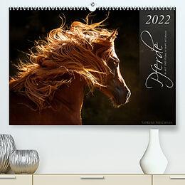 Kalender Pferde - Anmut und Stärke gepaart mit Magie (Premium, hochwertiger DIN A2 Wandkalender 2022, Kunstdruck in Hochglanz) von Sabrina Mischnik