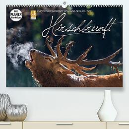 Kalender (Kal) Emotionale Momente: Hirschbrunft (Premium, hochwertiger DIN A2 Wandkalender 2022, Kunstdruck in Hochglanz) von Ingo Gerlach GDT