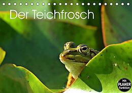 Kalender (Kal) Der Teichfrosch (Tischkalender 2022 DIN A5 quer) von Christine Schmutzler-Schaub