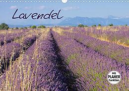 Kalender (Kal) Lavendel (Wandkalender 2022 DIN A3 quer) von LianeM