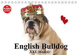 Kalender (Kal) English Bulldog XXL Models (Tischkalender 2022 DIN A5 quer) von Elisabeth Stanzer
