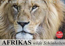 Kalender (Kal) Afrikas wilde Schönheiten (Tischkalender 2022 DIN A5 quer) von Elisabeth Stanzer