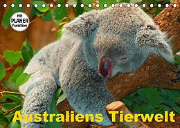 Kalender (Kal) Australiens Tierwelt (Tischkalender 2022 DIN A5 quer) von Elisabeth Stanzer