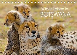 Kalender (Kal) Wildes Leben in Botswana (Tischkalender 2022 DIN A5 quer) von Elisabeth Stanzer