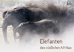 Kalender (Kal) Elefanten des südlichen Afrikas (Tischkalender 2022 DIN A5 quer) von Ute Nast-Linke