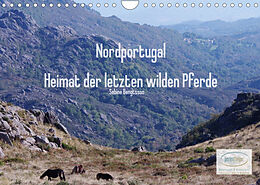 Kalender (Kal) Nordportugal - Heimat der letzten wilden Pferde (Wandkalender 2022 DIN A4 quer) von Sabine Bengtsson