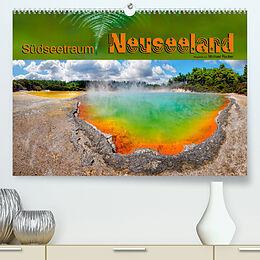 Kalender Südseetraum Neuseeland (Premium, hochwertiger DIN A2 Wandkalender 2022, Kunstdruck in Hochglanz) von Michael Rucker